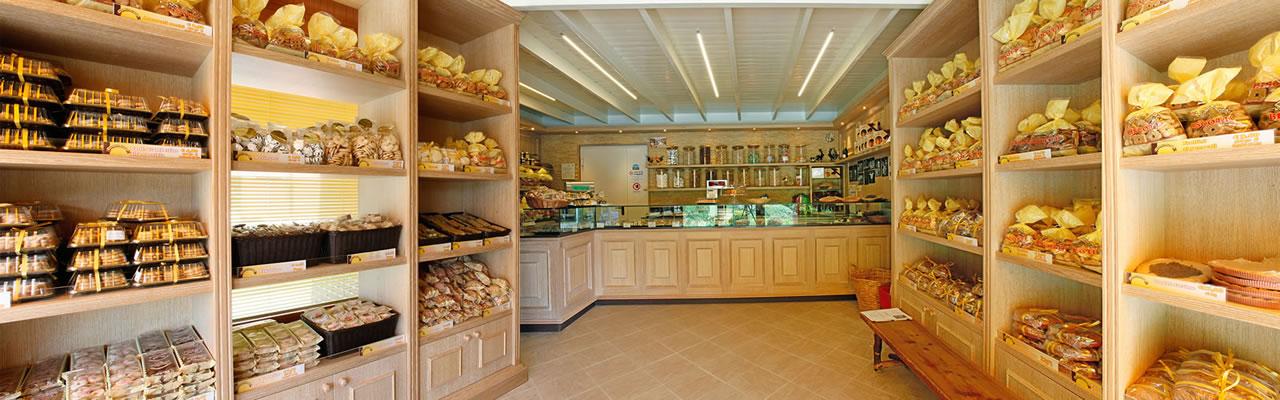 pasticceria Galletti - negozio